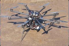 UAV(SPIDER8)