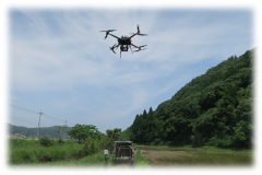 UAV(SPIDER UD-8)